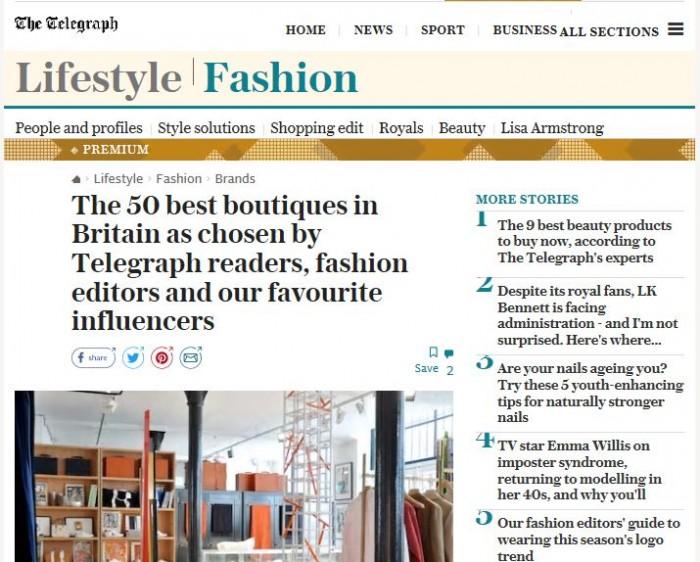 top50 boutiques