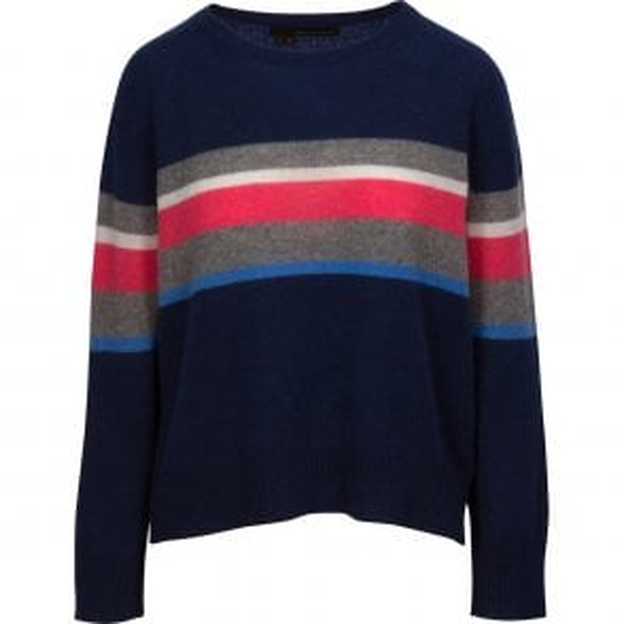 31cb8f6d9e Maison Labiche Amour Short Sleeve T-Shirt in Camel and White Stripe ...