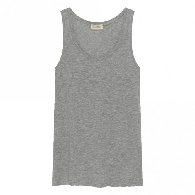 American Vintage Jacksonville Tank in Heather Grey