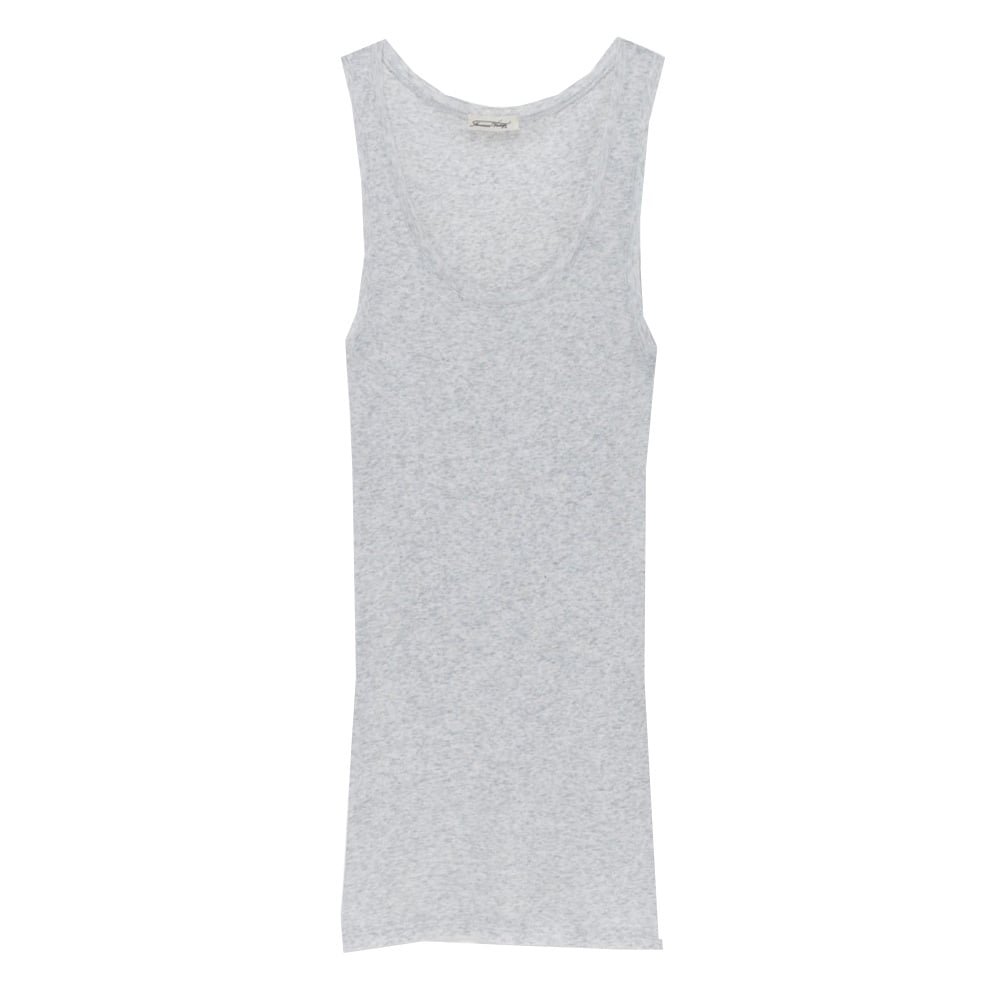 american vintage massachusetts tank in grey bod ted