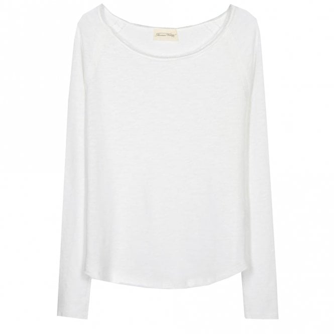 American Vintage Sonoma Top in White