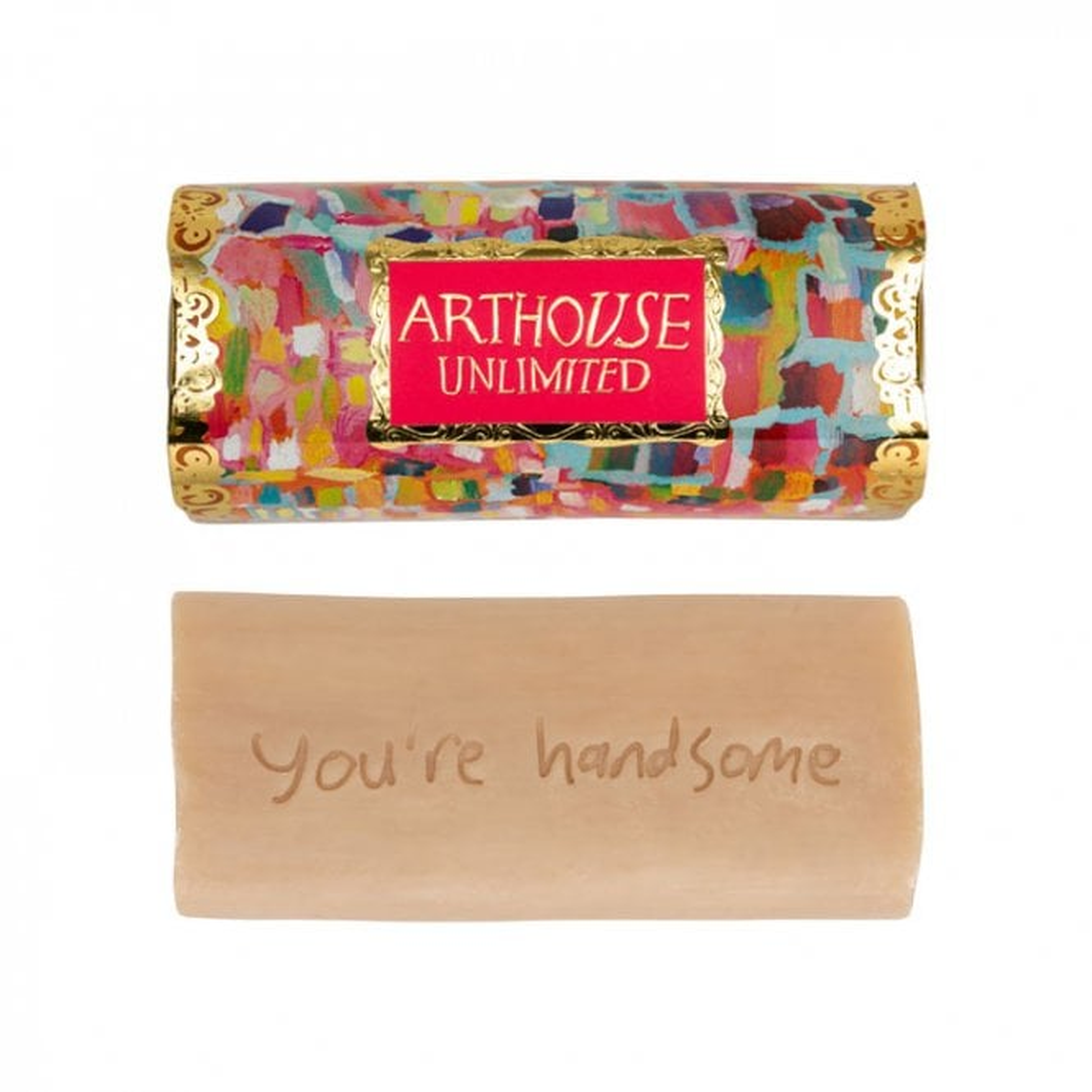 Organic Tubular Soap - Genie