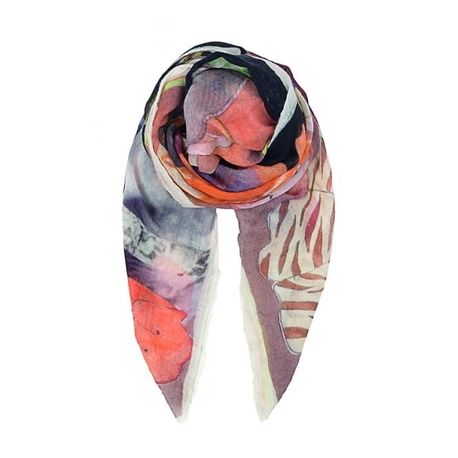 Becksondergaard Tennie Scarf in Multicolour