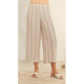 98df63a7a Lollys Laundry Alma Pants In Black And Gold | Lollys Laundry