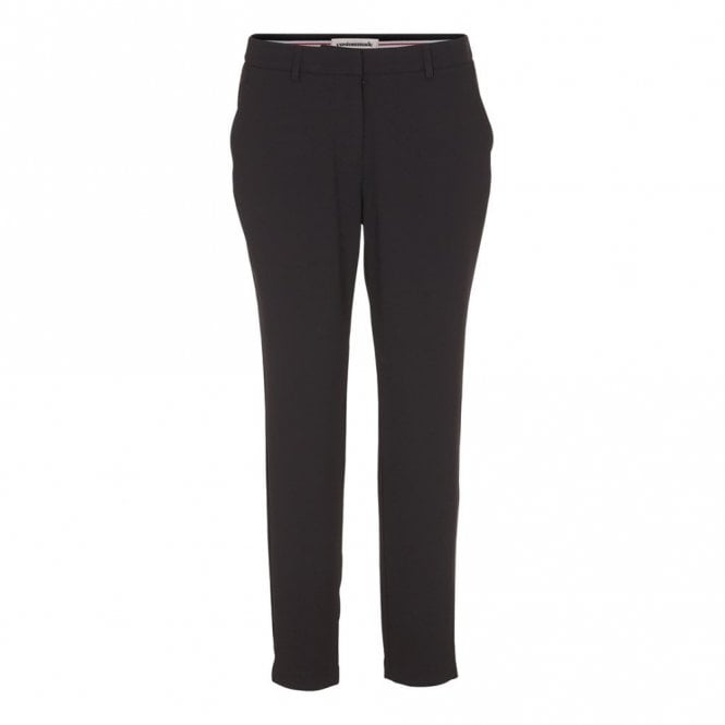 Custommade Muno Trousers in Anthracite Black