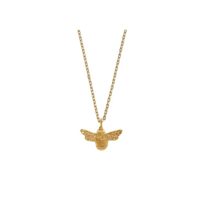 Estella Bartlett Bumblebee Gold Plated Necklace