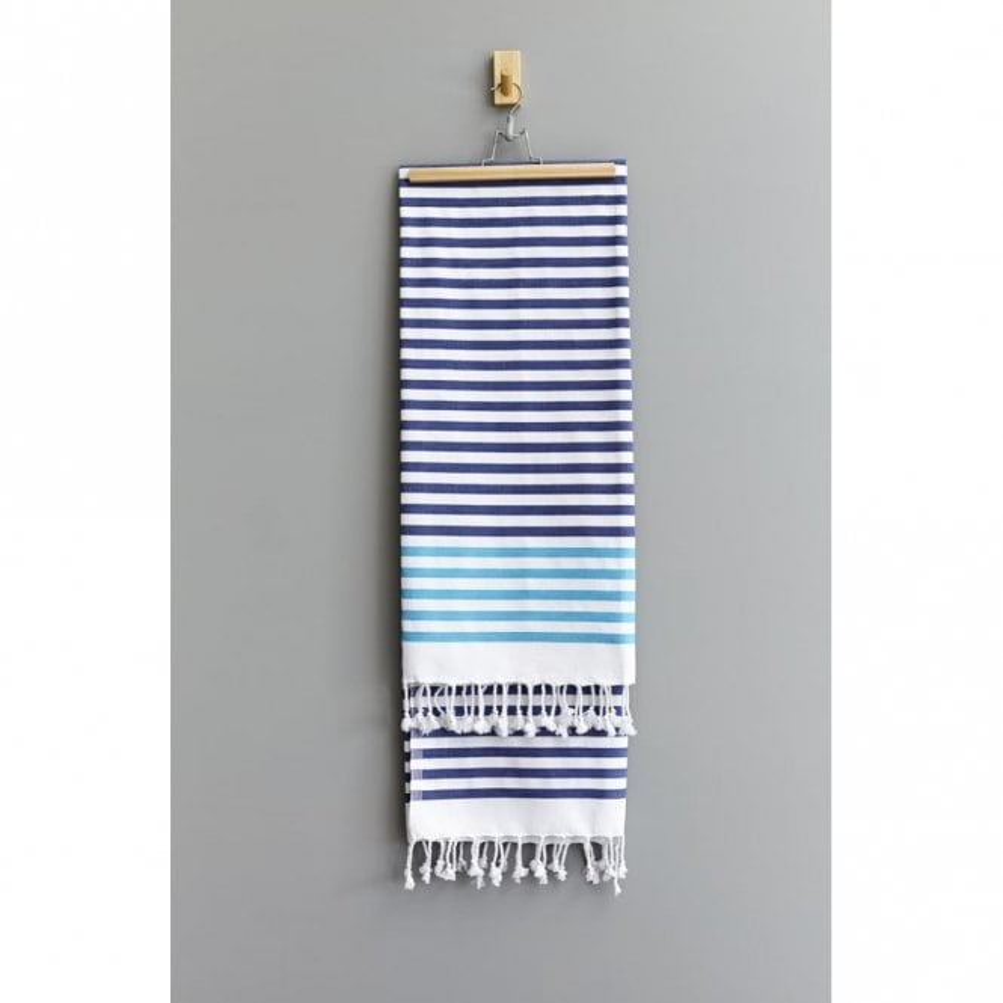 Hammam Havlu Deniz Towel - Fresh Blue/Sapphire