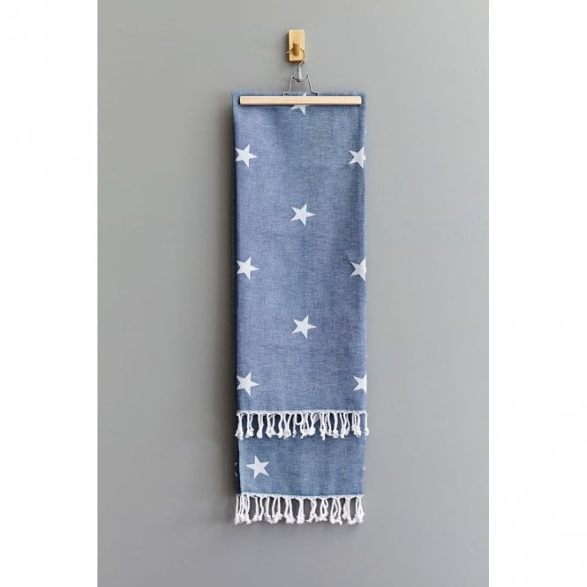Hammam Havlu Yildiz Towel - Indigo