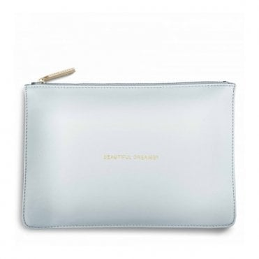 Perfect Pouch - Beautiful Dreamer in Powder Blue