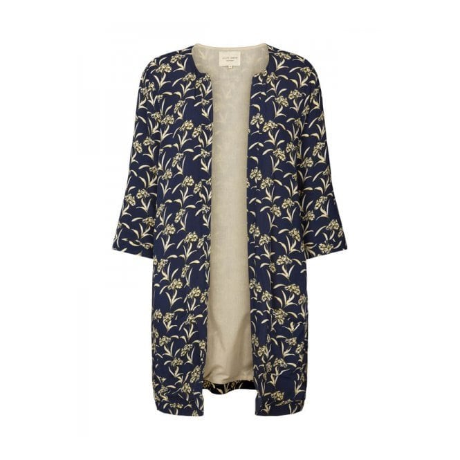 Lollys Laundry Sika Jacket in Navy