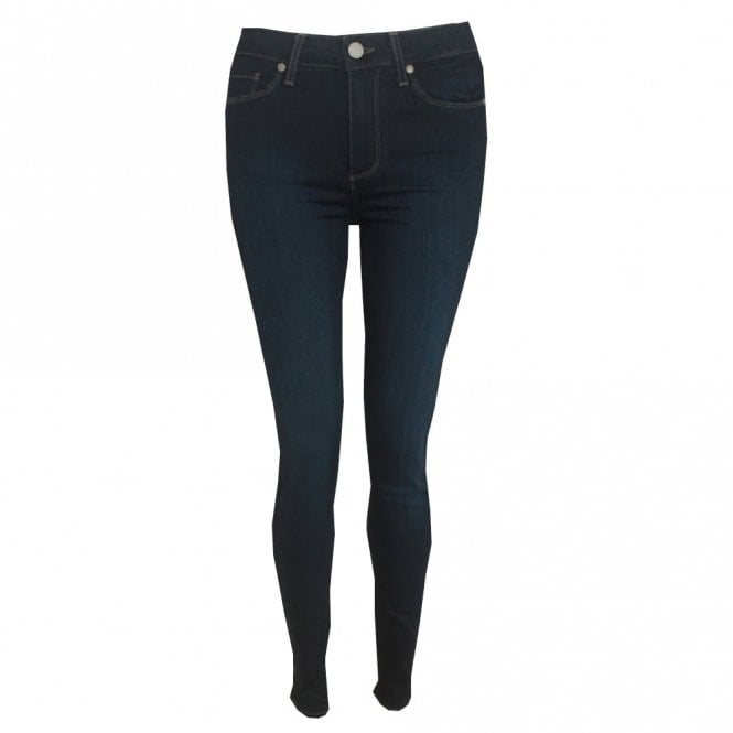 Paige Denim Hoxton High Rise Ultra Skinny Jeans in Mona