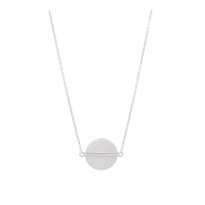 Pernille Corydon Eclipse Necklace in Silver