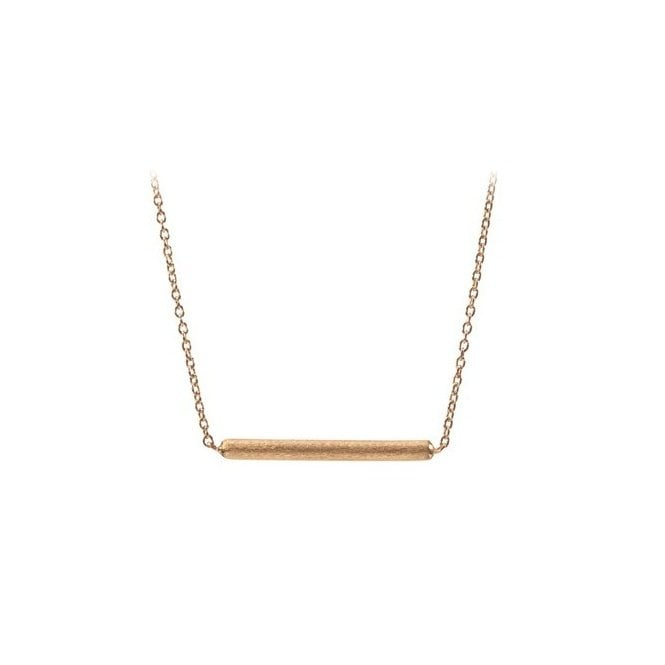 Pernille Corydon Stick Necklace in Gold