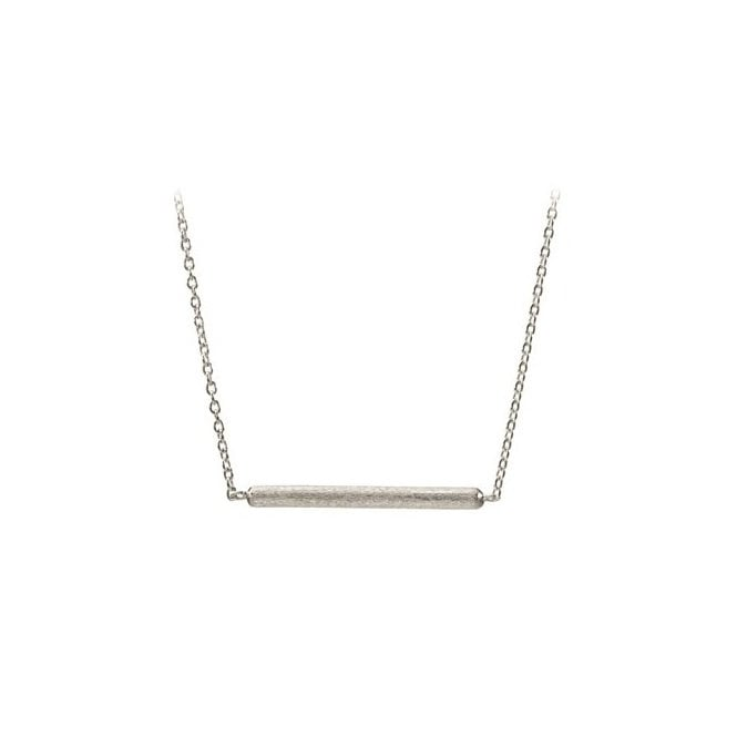 Pernille Corydon Stick Necklace in Silver