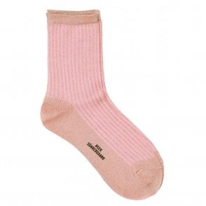 Dean Summer Stripe Socks in Morning Glory