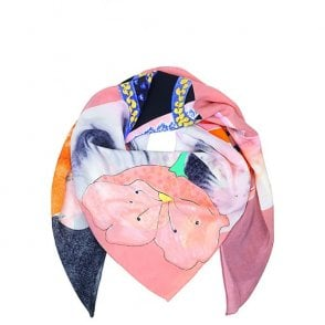 Tove Scarf in Multi Colour