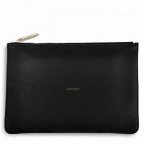Perfect Pouch - Ta-Da in Black