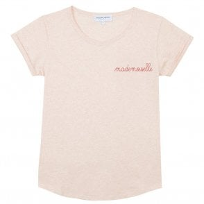Mademoiselle T-Shirt in Heather Pink