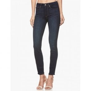 Hoxton Ankle High Rise Skinny Jeans in Hartmann