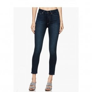 Margot Crop Super High Rise Ultra Skinny in Sawtelle