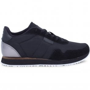 Nora II Trainers in Black