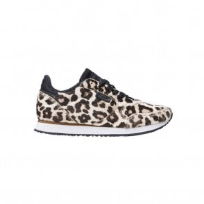 Ydun II Pony Animal Trainers in White Leopard