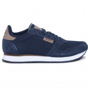 Ydun Mesh Trainers in Navy