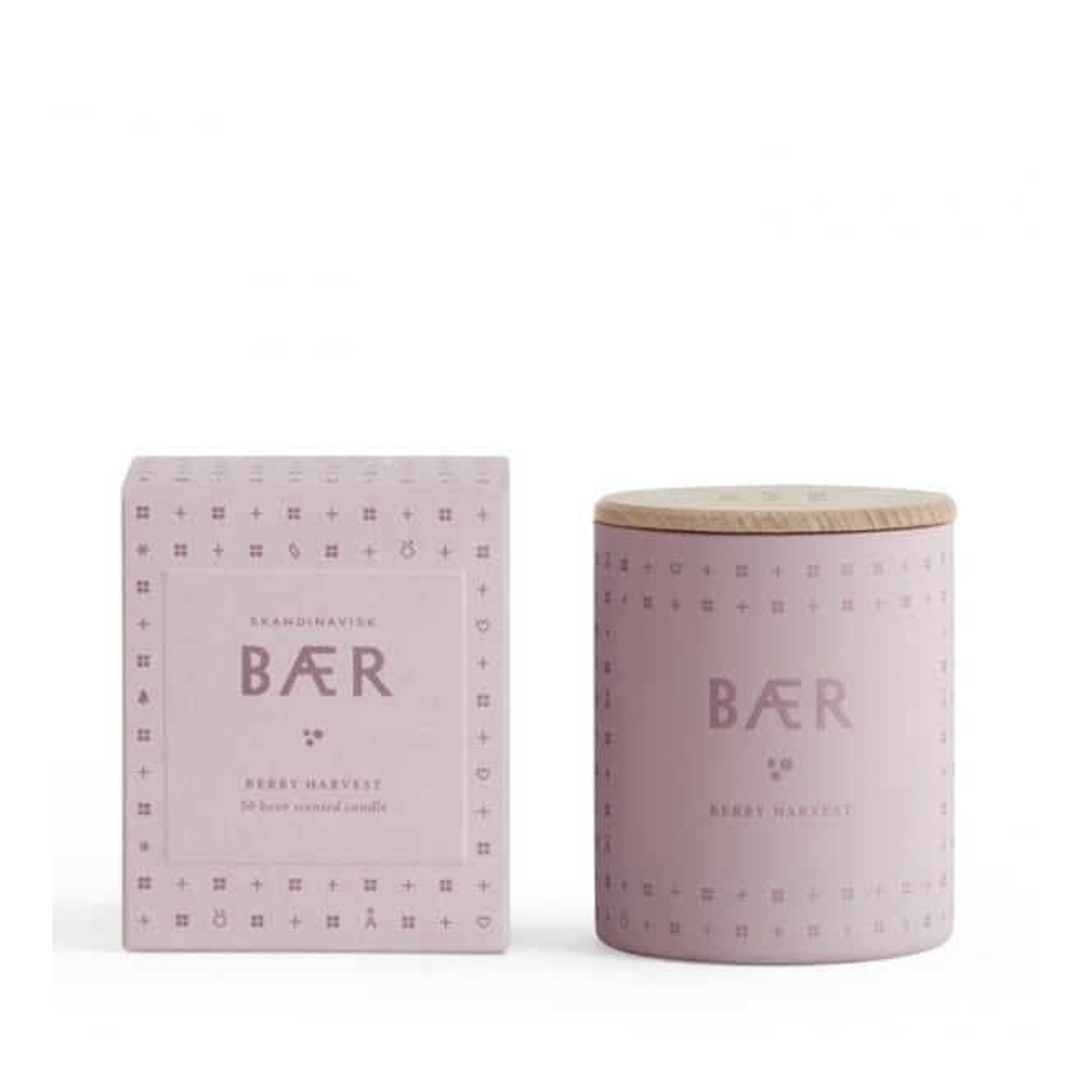 Skandinavisk BAER (BARE) Candle