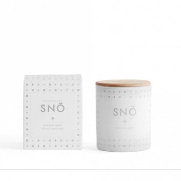 Sno (Snow) Candle